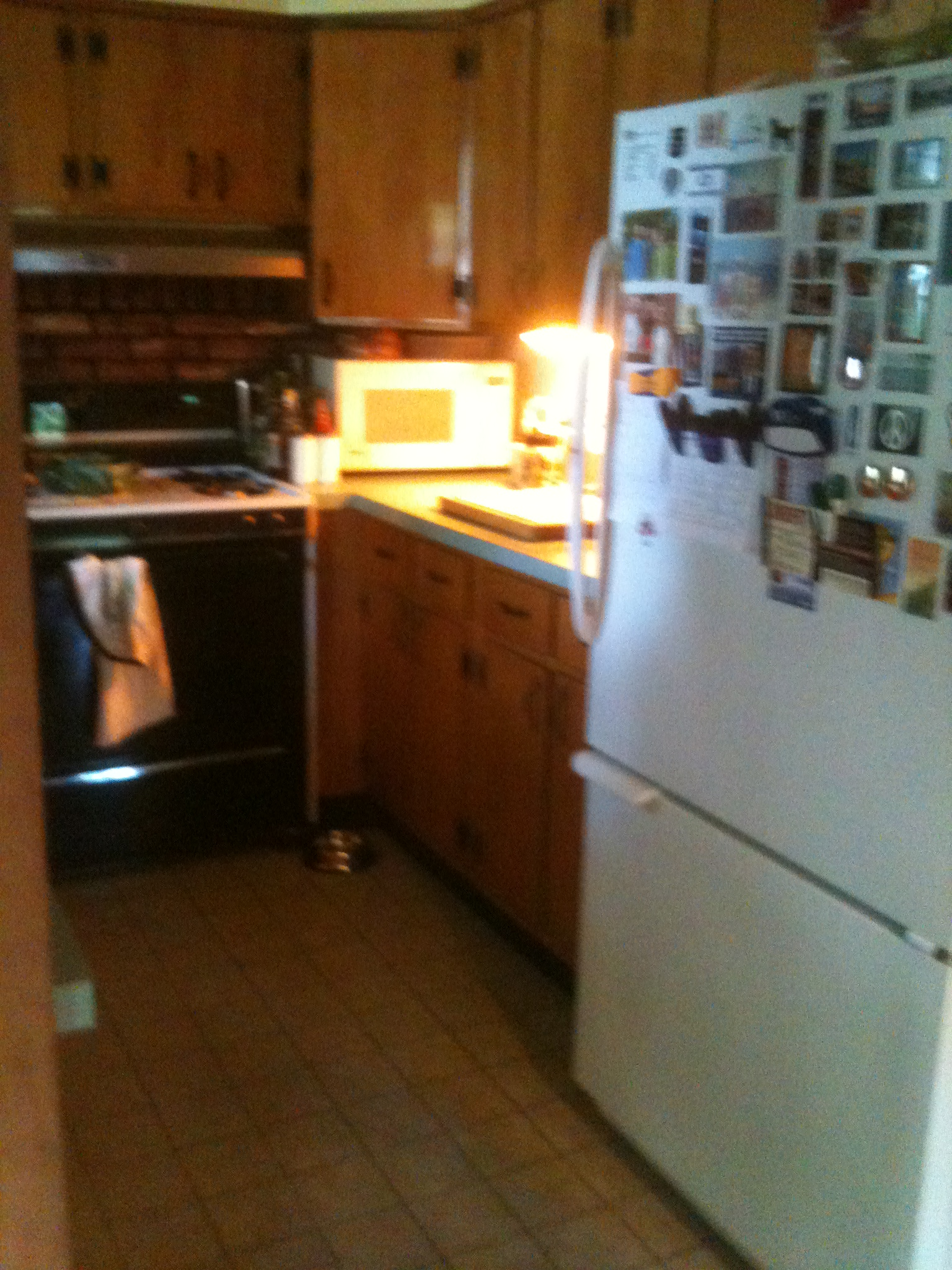 Successful Small Kitchen Remodel, Before and After | Seigles ...
