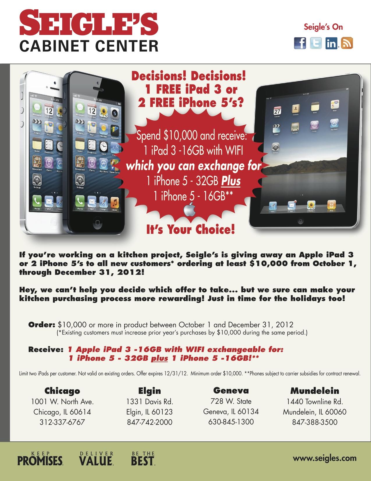 Ipad discount coupons