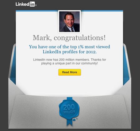 Mark Seigle LinkedIn
